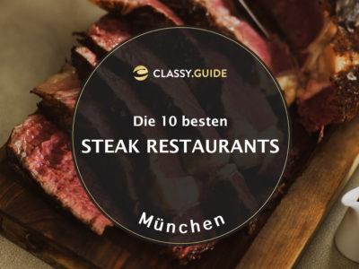 Die 10 besten Steak Restaurants in München